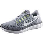 Nike Free RN Distance Laufschuhe Herren grau/neongelb