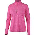 Nike Element Laufshirt Damen pink