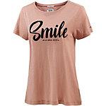 Tommy Hilfiger Printshirt Damen rose
