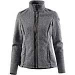 KILLTEC Yani Strickjacke Damen anthrazitmelange
