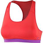 Nike Pro Fierce Sport-BH Damen rot/lila