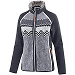 CMP Fleecejacke Damen blau/allover