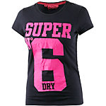 Superdry Printshirt Damen navy