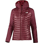The North Face Verto Prima Daunenjacke Damen weinrot