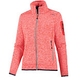 CMP Strickfleece Damen orange