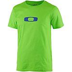Oakley Square Me Printshirt Herren neongrün