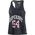 Superdry Tanktop Damen navy