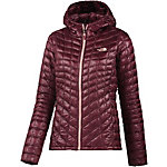 The North Face Thermoball Kunstfaserjacke Damen weinrot