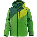 Ziener Turry Skijacke Herren grün/dunkelgrün