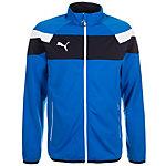PUMA Spirit II Tricot Trainingsjacke Herren blau / weiß