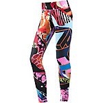 Reebok Tights Damen pink/bunt