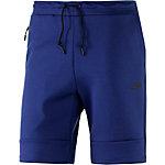 Nike Tech Fleece Funktionsshorts Herren dunkelblau