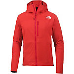 The North Face Incipient Fleecejacke Herren rot