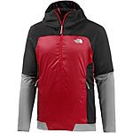The North Face Kokyu Funktionsjacke Herren rot/schwarz