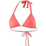 Seafolly Slide Tri Bikini Oberteil Damen nektarine