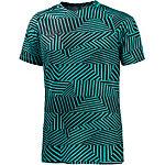 Nike Squad Funktionsshirt Herren mint/grau