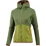 Mammut Botnica Light Fleecejacke Damen oliv/grün