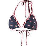 Seafolly Riviera Coast Bikini Oberteil Damen indigo/rot/weiß