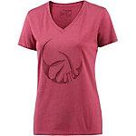 Mammut Zephira Printshirt Damen rot