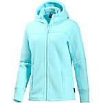 Jack Wolfskin Frozen Morning Fleecejacke Damen eisblau