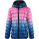 ICEPEAK Steppjacke Mädchen blau/rosa