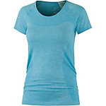 Nike Dri-Fit Knit Funktionsshirt Damen türkis