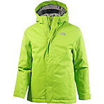 The North Face Skijacke Jungen grün