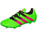 adidas ACE 16.2 Fußballschuhe Herren grün / pink