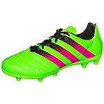 adidas ACE 16.3 Leather Fußballschuhe Herren grün / pink