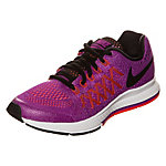 Nike Zoom Pegasus 32 Laufschuhe Mädchen flieder / schwarz
