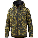 Nike Tech Fleece Funktionsjacke Herren oliv
