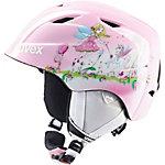 Uvex airwing 2 Skihelm Kinder rosa