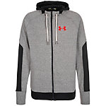 Under Armour ColdGear Ali Beast Trainingsjacke Herren grau / schwarz