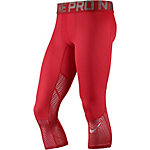 Nike PRO HYPERCOOL Tights Herren rot