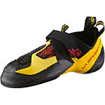 La Sportiva Skwama Kletterschuhe schwarz/gelb