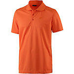 Maier Sports Ulrich Poloshirt Herren orange