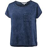 Ezekiel Ocean T-Shirt Damen blau