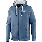 The North Face Open Gate Sweatjacke Herren blau
