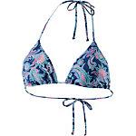 Skiny Fantasy Bikini Oberteil Damen blau/türkis
