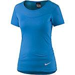 Nike Pro Funktionsshirt Damen blau