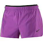 Nike Full Flex 2 in1 2.0 Funktionsshorts Damen lila/schwarz