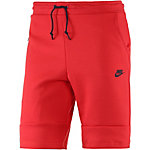 Nike Tech Fleece Funktionsshorts Herren rot