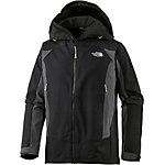 The North Face Purgatory Funktionsjacke Herren schwarz/grau