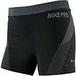 Nike Pro Hypercool Limitless Tights Damen schwarz/grau