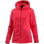 Jack Wolfskin Frozen Morning Fleecejacke Damen hibiskus