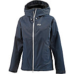 Jack Wolfskin North Ridge Funktionsjacke Damen dunkelblau
