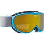 ALPINA CHALLENGE 2.0 MM Skibrille blau