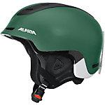 ALPINA SPINE Skihelm grün