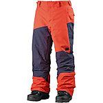 Chiemsee Oli 3 Snowboardhose Herren orange/blau