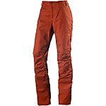 FJÄLLRÄVEN Barents Pro Jeans Wanderhose Damen orange